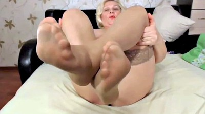 Bbw granny, Footing