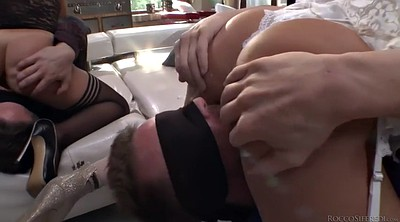 Group sex orgy, Spanish, Blindfolded, Face fuck, Blindfold, Russian group