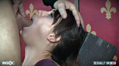 Milf fisting, Gagging, Blindfold, Zoey, Mistress t, Tie