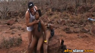 Bondage, Abuse, Abused, Outdoor bondage, Fortune, Black bitch