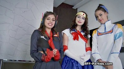 Cosplay, Foursome