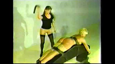 Spanked and fucked, Vintage retro