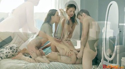 Group anal, Anal sex