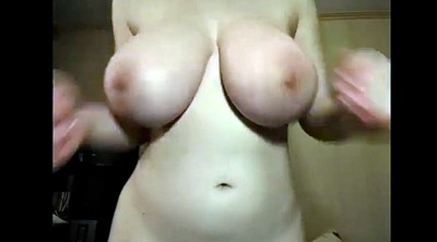 Hairy solo, Solo huge tits