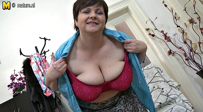 Breast, Big tit, Bbw mom, Mature mom
