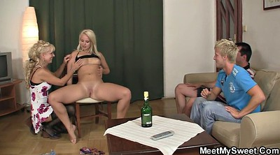 Old sex, Mature group, Czech old, Granny group, Czech granny