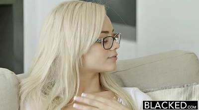Elsa, Interracial creampie, Black solo