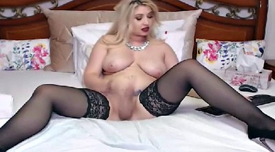 Masturbation, Shemale solo