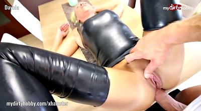 Latex, Dirty anal, Young creampie, My dirty hobby