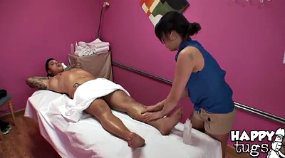 Massage handjob
