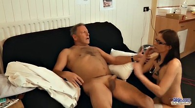 Old man, Suck and swallow
