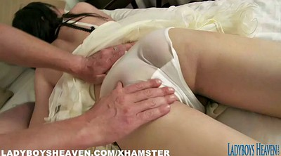Hardcore anal, Asian big cock, Trapped, Shemale fuck