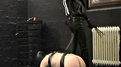 Gay spank, Spanked, Leather