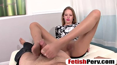 Pantyhose, Babe foot