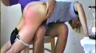 Spanking, Ass spanked