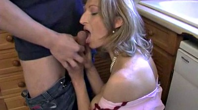 Mature anal, Blonde anal