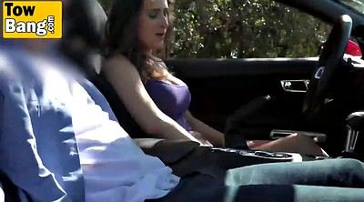 Natural, Big tits pov, Pay, Car pov