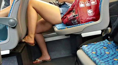 Leggings, Train, Upskirts