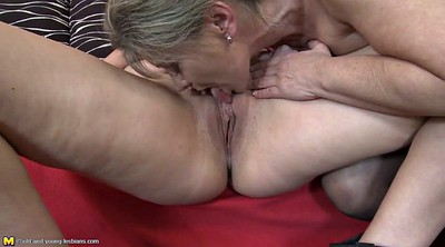 Old, Lesbian moms, Lesbian mom, Young mom, Fucking mom