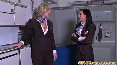 Handjobs, Air hostess, Foursomes, Flight