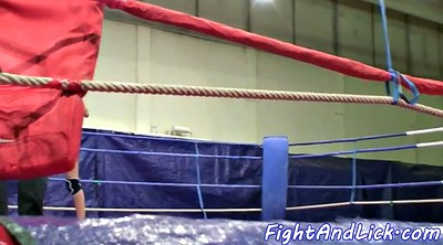Rings, Box, Wrestling