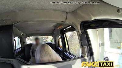 Bride, Fake taxi, Wedding, Wed