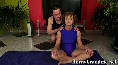 Hairy anal, Hairy granny, Anal fuck