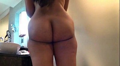 Indian aunty, Indian ass