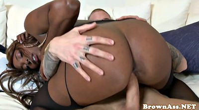 Blacked, Ebony, Man