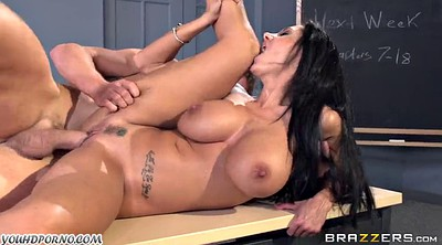 Ava addams, Mature teacher
