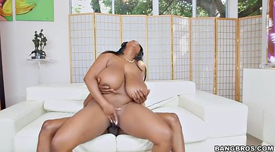 Chubby, Monster, Showers, Monster black cock, Big boob