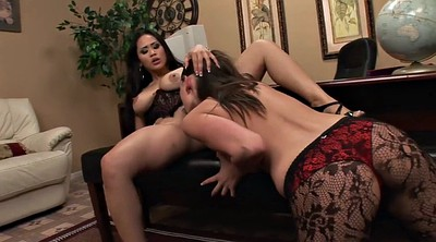 Lingerie, Sucking pussy