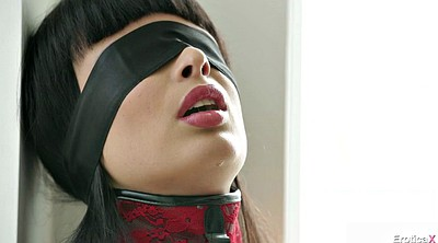 Blindfolded, Nipple, Nipple piercing