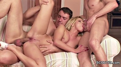 Casting, Teen dp, Anal casting, Casting dp