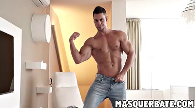 Muscle babe, Hard gay, Mask