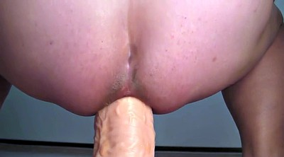 Monster, Bbw riding, Riding bbw, Monster dildo, Addiction