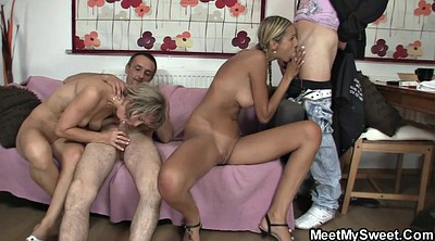 Teen foursome, Foursome