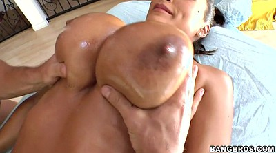 Lisa ann, Ann, Tits massage