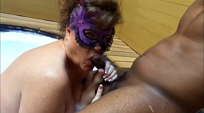 Bride, Tub, Brides, Wife blowjob, Wife black, Sucking black cock