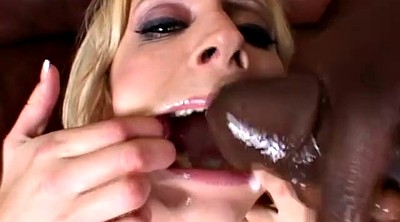 Blonde anal, Blacked raw