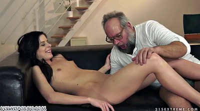 Young, Old man, Old whore, Hard sex, Granny