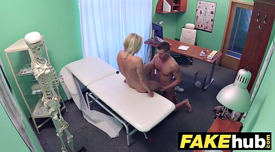 Czech massage, Hospital, Fake tits, Milf fucking