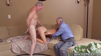 Old young, Wife threesome, Old wife