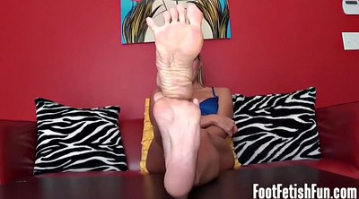 Caught, Shoes, You, Foot femdom