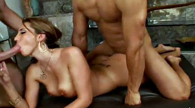 Double, Kelly divine, Shave, Kelly, Anal doggy