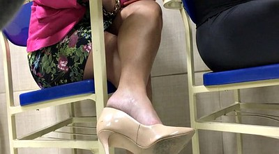 Foot, High heels, Candid, Tatoo