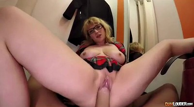 Spanish, Changing room, Lucia, Deep fuck, Amateur fuck