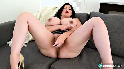 Skirt, Shaved, Chubby solo, Brunette
