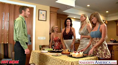 Julia, Julia ann, Holly halston, Julia ann mom, Darla crane