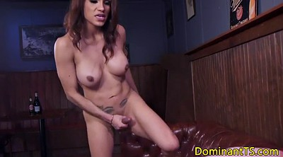 Hunk, Shemale domination, Shemale bdsm